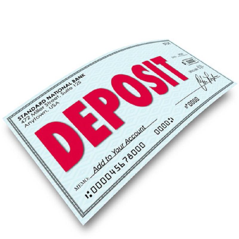 Desposit