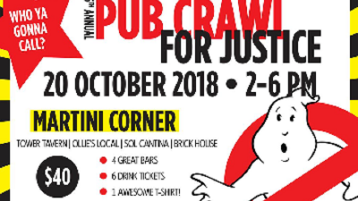 6th Annual Pub Crawl for Justice – KC, MO