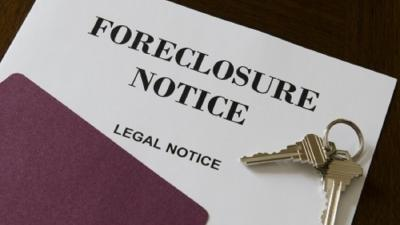 Home Foreclosures