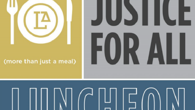 The 22nd Annual Justice For All Luncheon
