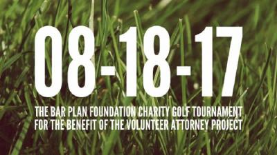 The Bar Plan Foundation Charity Golf Tournament