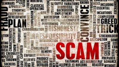 Scams and Other Issues