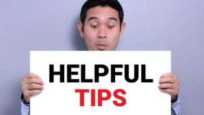 Tips Before You Rent
